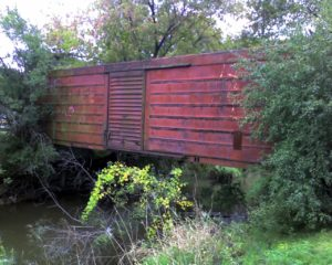Milwaukee Road Boxcar
